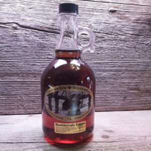 1L Glass Jug of 100% Pure Canadian Maple Syrup