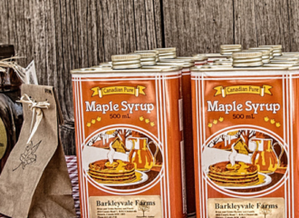 Maple Syrup and Other Maple Products