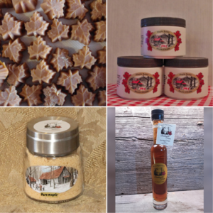 Specialty Maple Products